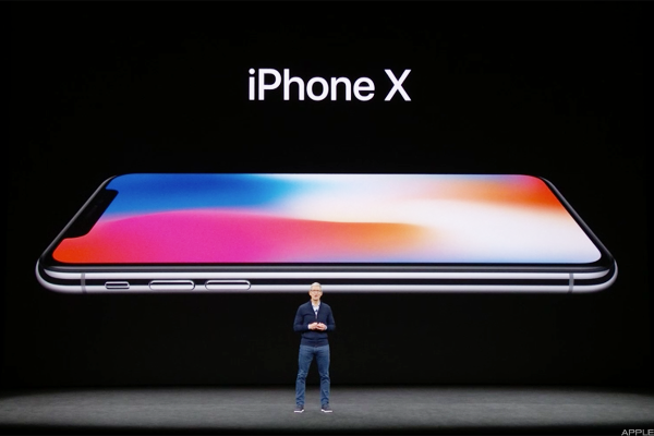 The $999 iPhone X