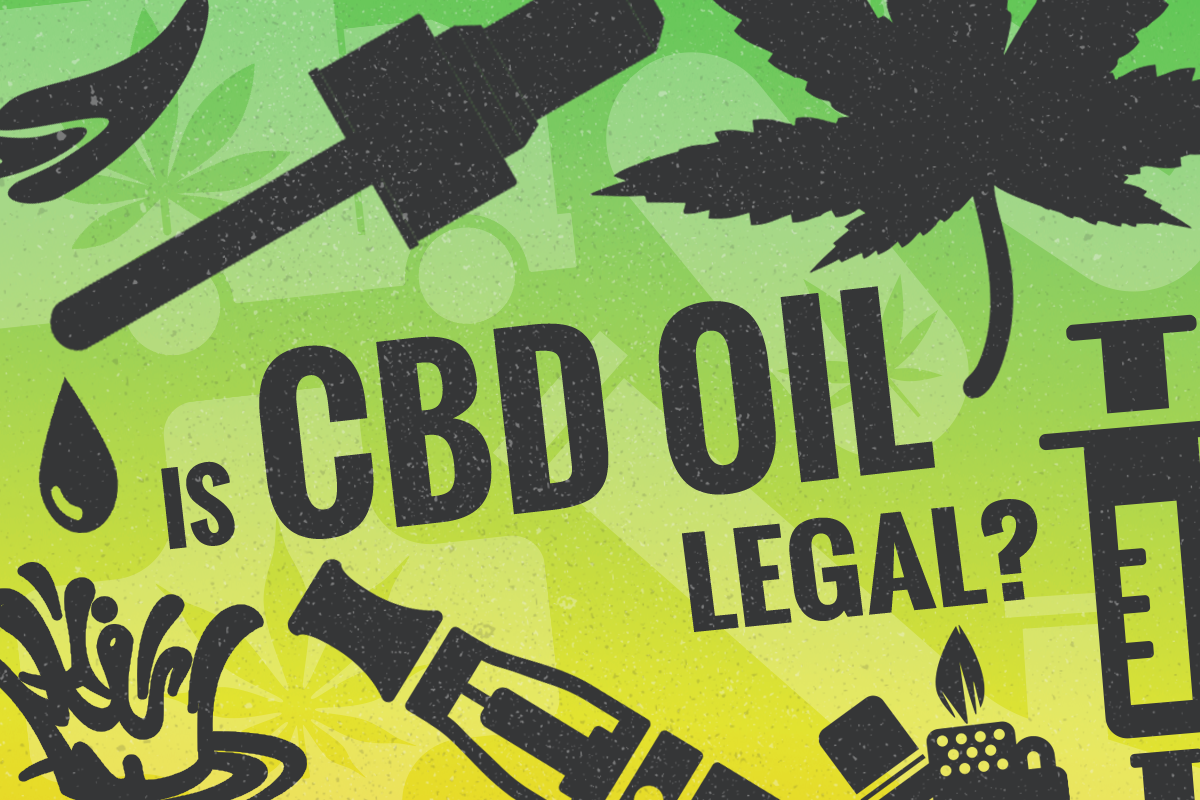 Is CBD Oil Legal in 2019? State-By-State and Future Legality - TheStreet