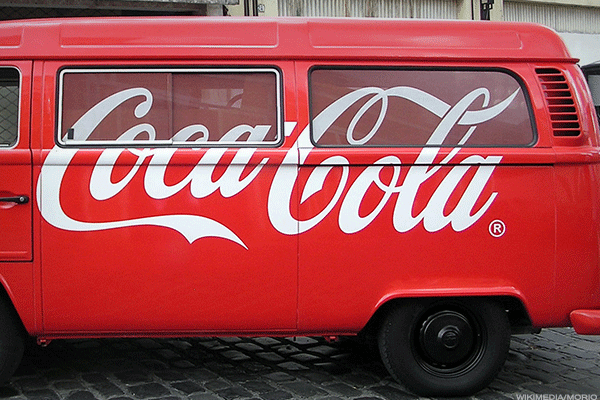 Noticeable Runner: The Coca-Cola Company (NYSE:KO)
