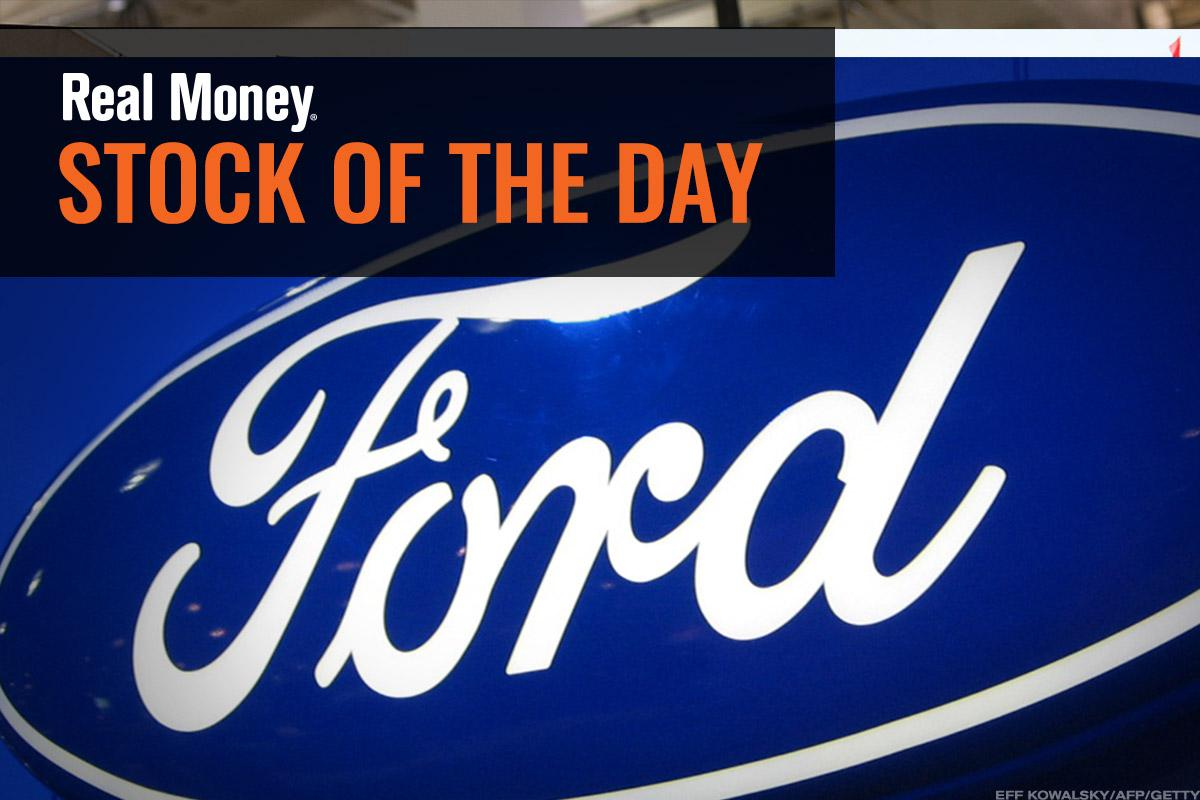 Ford looks to slash workforce as shares hover near lowest level since 2009 realmoney