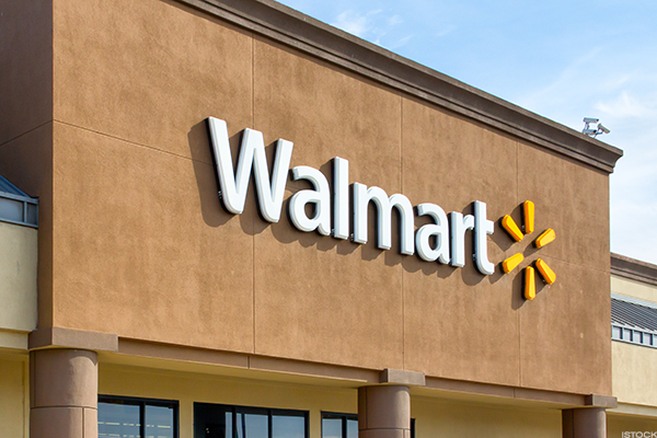 Wal-Mart Reports E-Commerce Gains