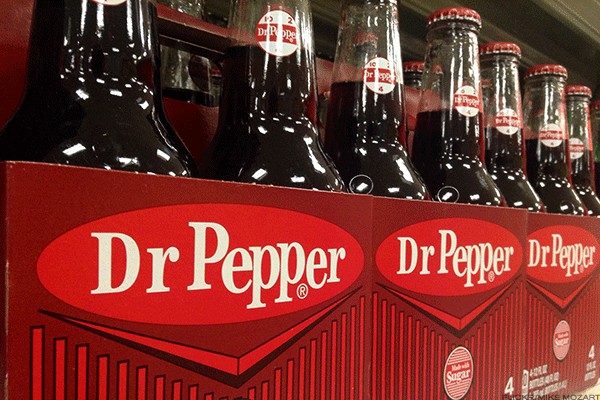 Outstanding Leaders in today's market: Dr Pepper Snapple Group, Inc. (NYSE:DPS)