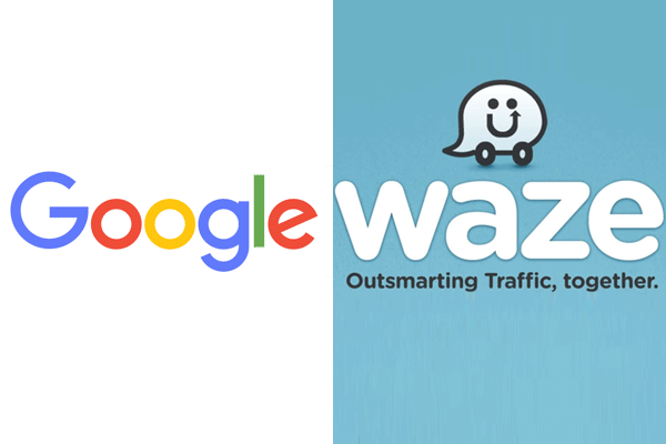 Waze is now avaiable on a bigger screen on Android Auto