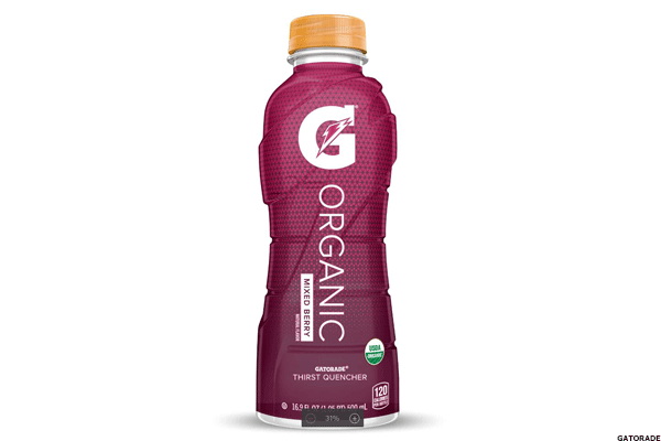 Pepsi Shakes Up Sports Drink Market By Finally Launching An Organic
