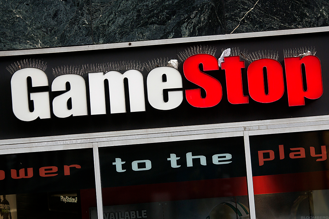 Gamestop Jumps 9 On Private Equity Buyout Rumors Thestreet