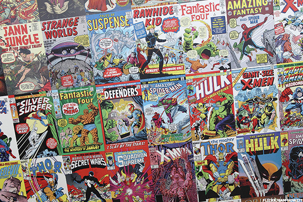 5 Comic Books Outperforming Gold And the S&P - TheStreet
