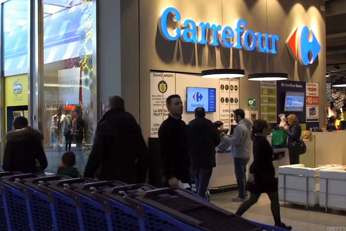 Carrefour Beats Retreat in China, Following Walmart and