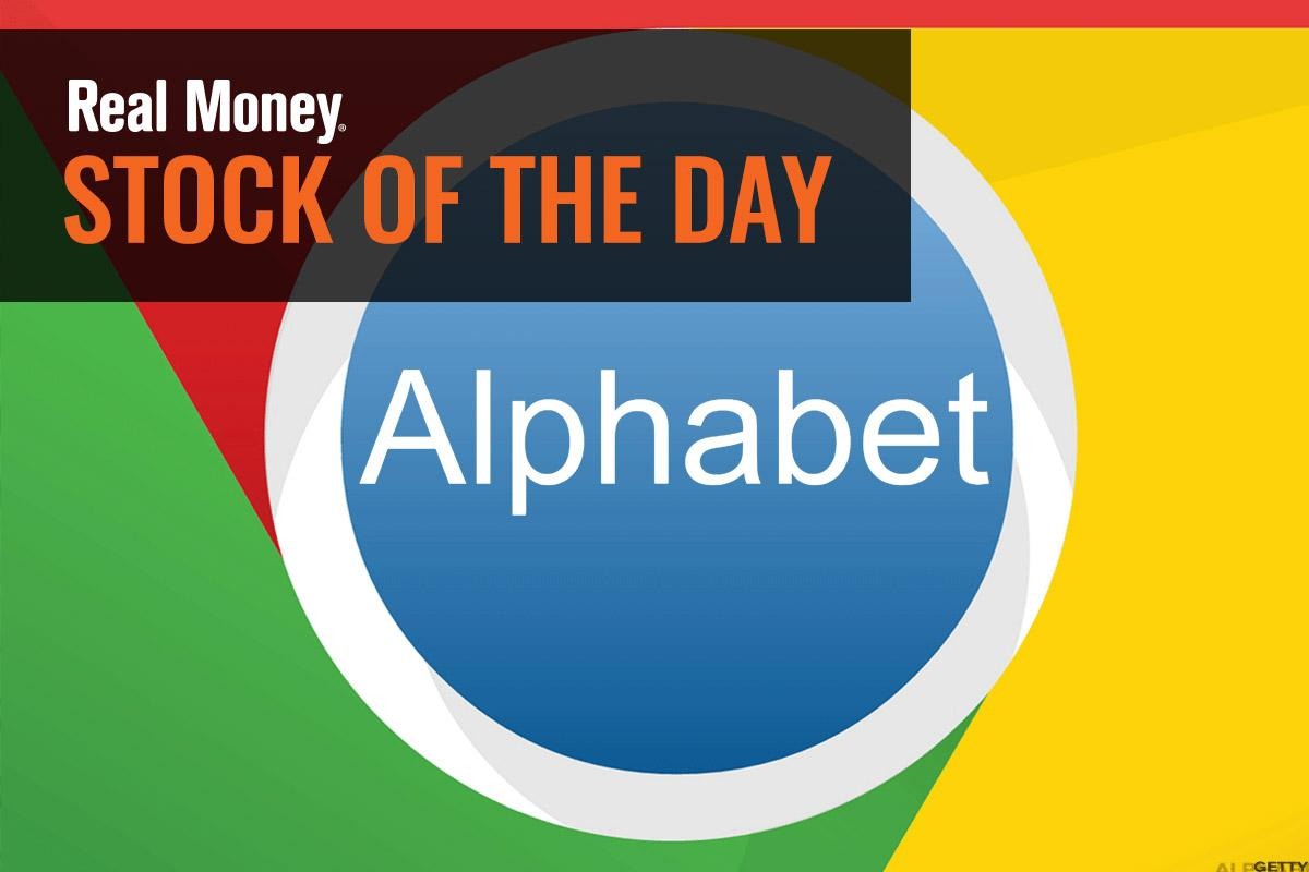 How Alphabet (GOOGL) Stacks Up Into Earnings - RealMoney