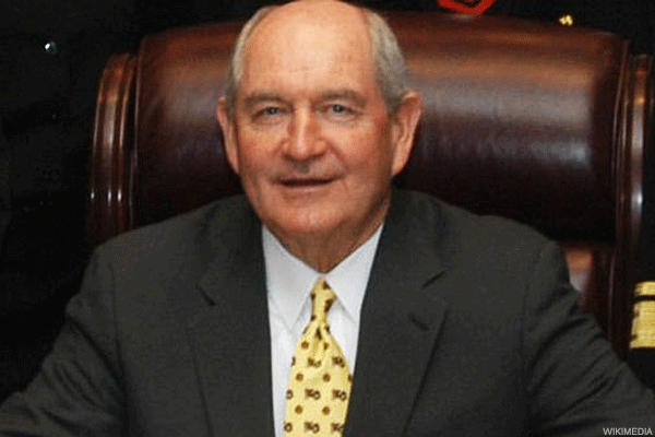 Former Ga governor could become Secretary of Agriculture soon
