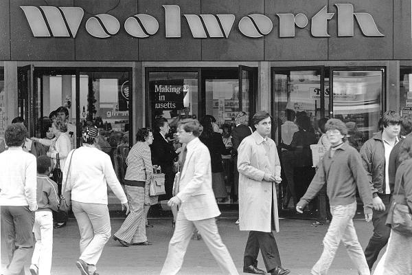 F.W. Woolworths
