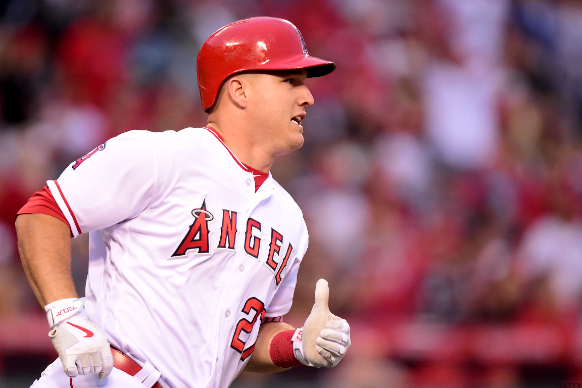 What Is Mike Trouts Net Worth Thestreet