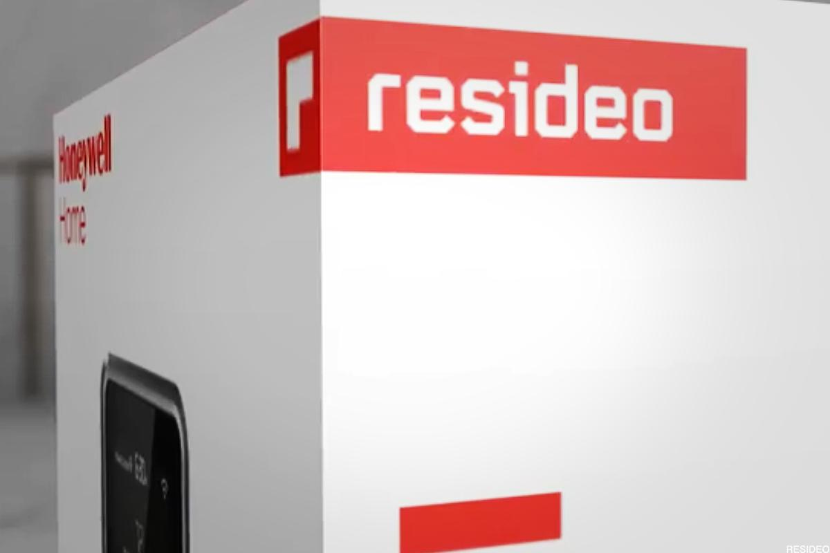 Resideo Rises on Solid Quarterly Results, Reaffirms Guidance