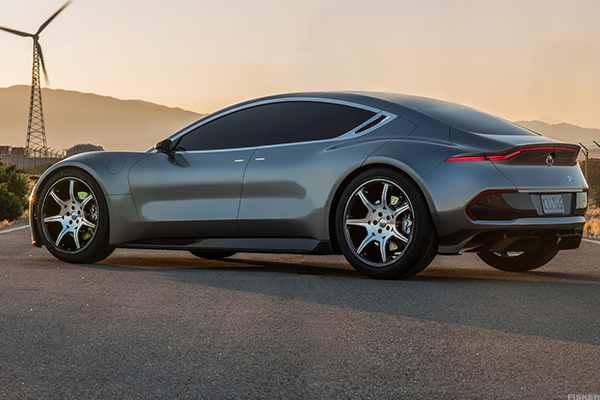 Henrik Fisker S All New 129 000 Electric Car Will Debut At Ces 2018 In January