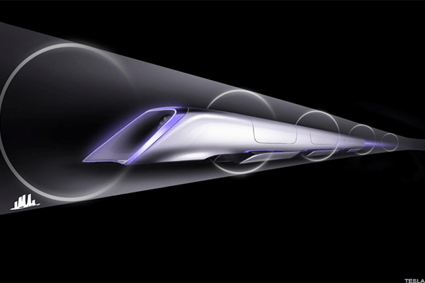 Elon Musk Says Received 'Verbal' OK For New York To Washington Hyperloop