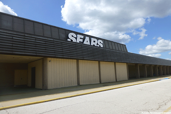 Winners And Losers If Sears Goes Out Of Business RealMoney Simple Shld Stock Quote