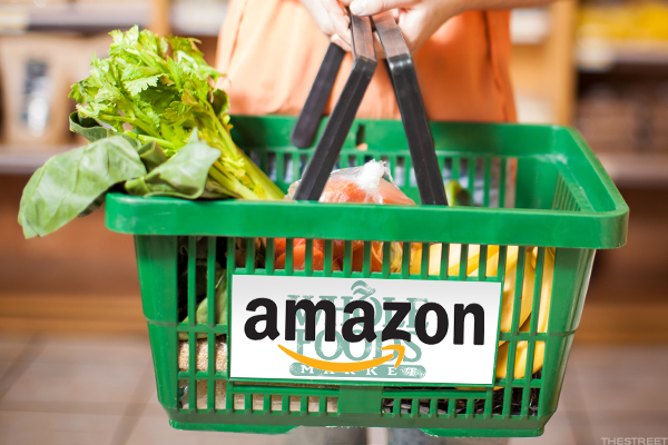 House Dem wants Congress to examine Amazon's bid for Whole Foods