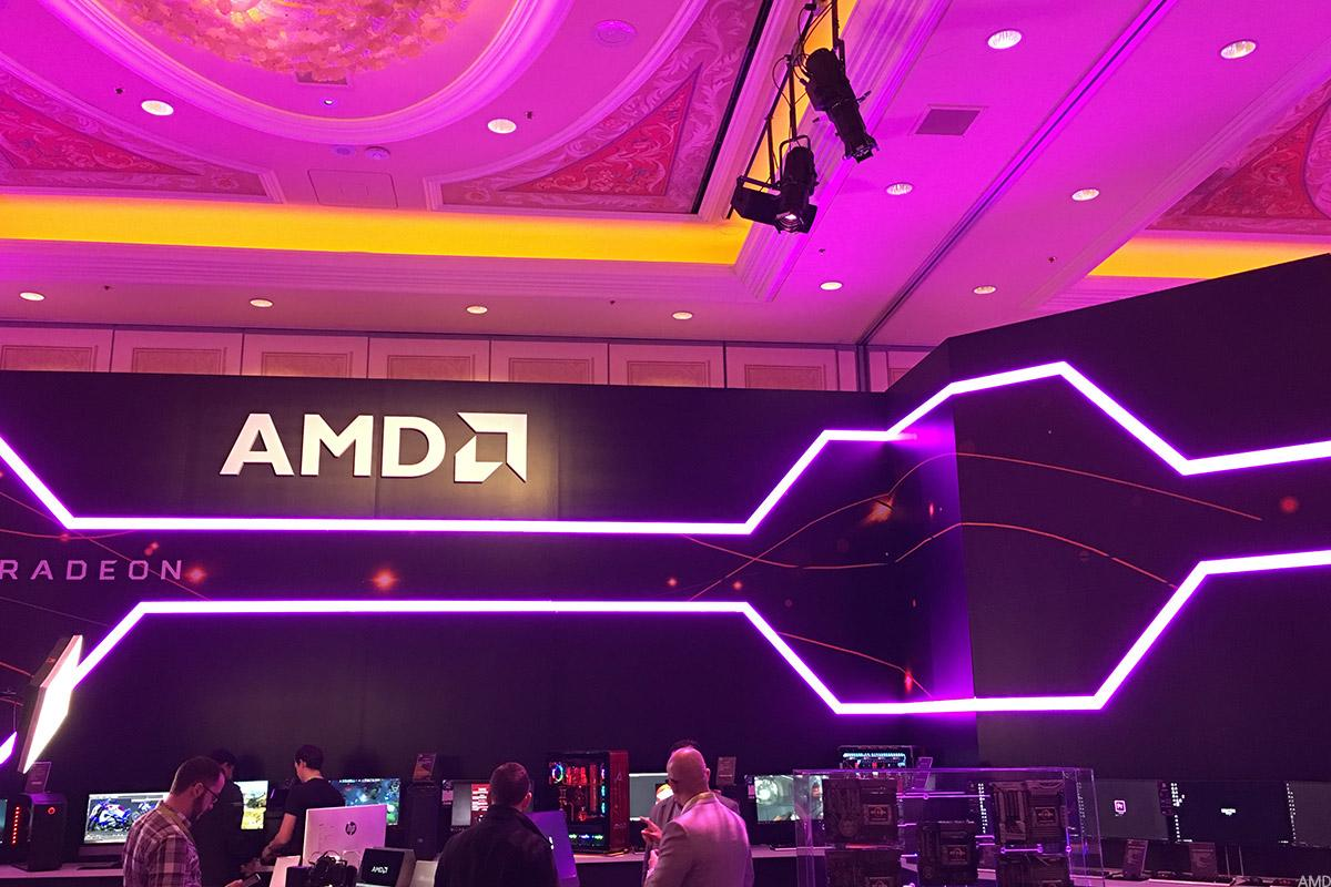 AMD Unveils New High-End GPU and Details Upcoming CPUs at