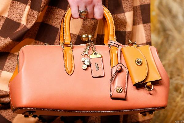 Coach's stock drops after profit beats expectations but sales fall shy
