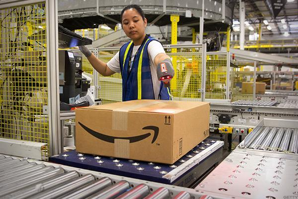 Amazon might have a job for you in Oklahoma City