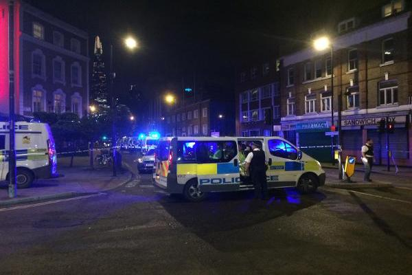 Police respond to incidents in 3 areas of London