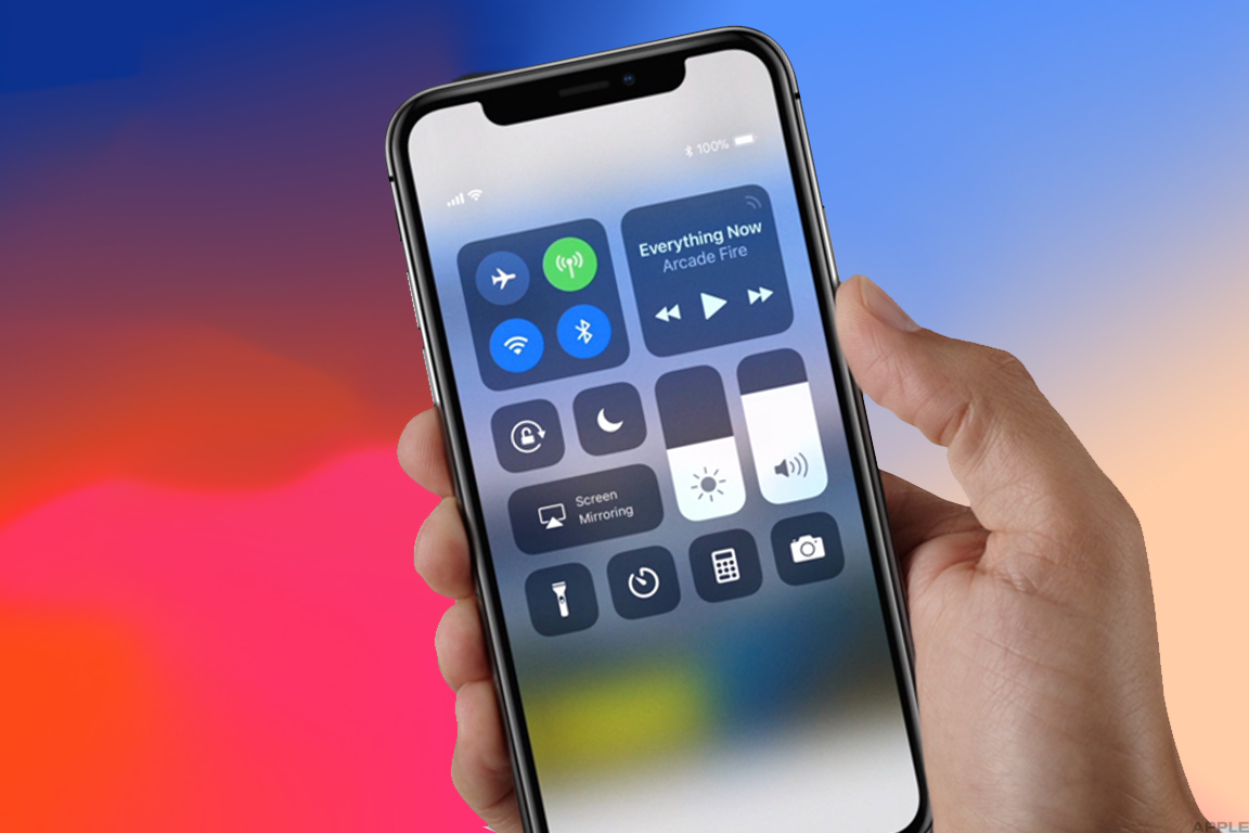 Don't hate on the iPhone X.