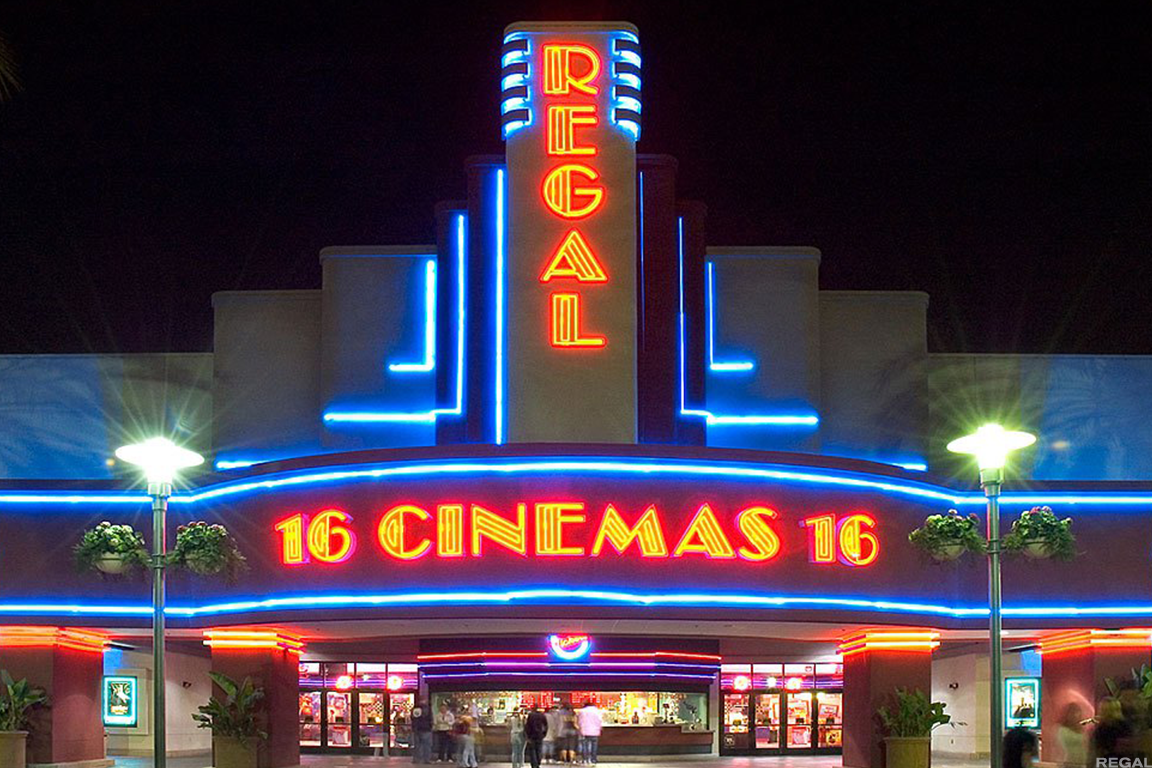 Cineworld Closes $5 8 Billion 'Reverse Takeover' Deal with Regal