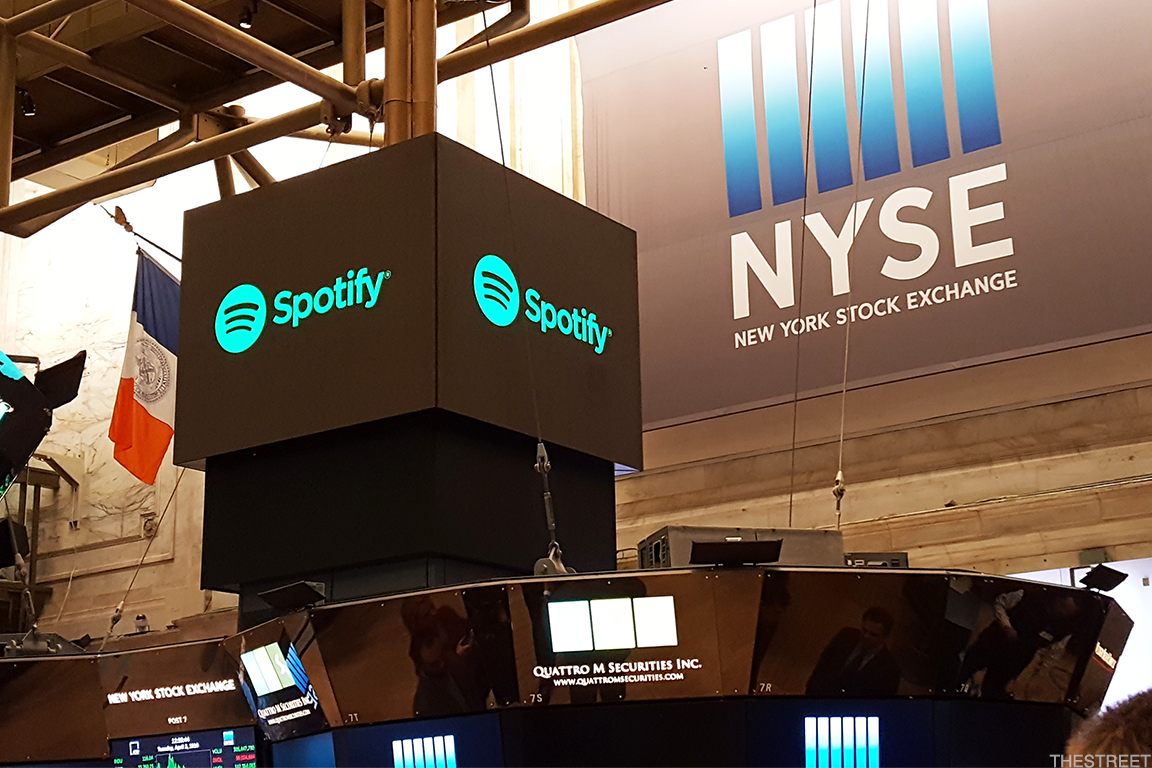 Spotifys Nysespot Latest Moves Raise Fresh Questions About Its