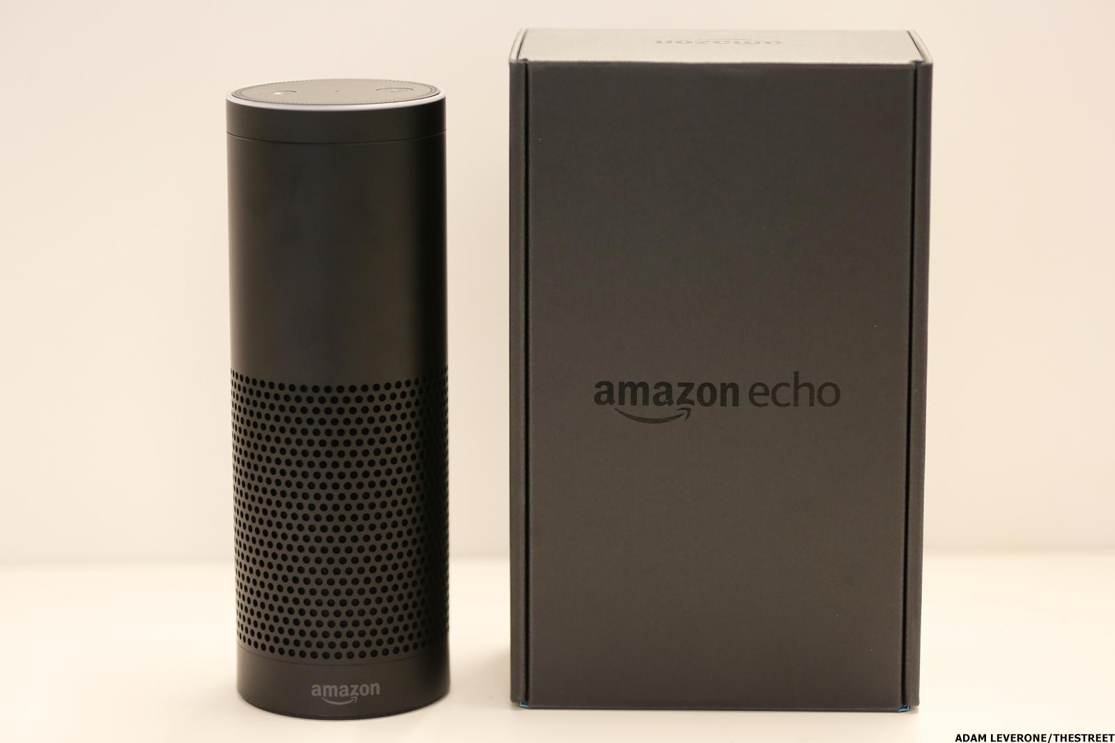 amazon  amzn  echo review