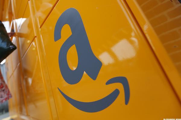 Amazon Com Amzn Stock Rises As Morgan Stanley Cheers 5