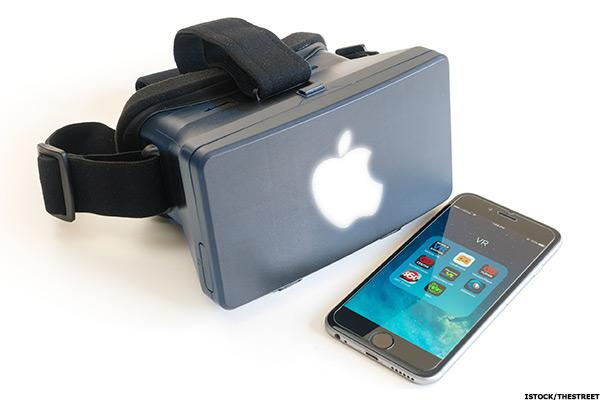 Apple said to have secret virtual-reality team
