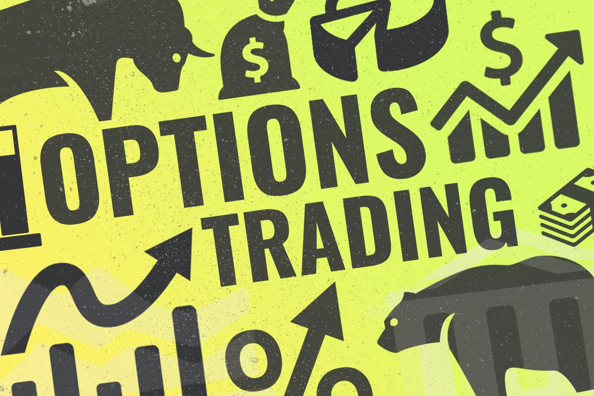 What is options trading example