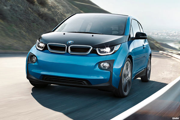 Bmw Is Reportedly Revamping Slow Ing I3 Electric Vehicle For 2017