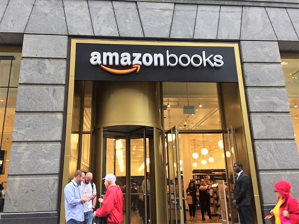 7 Cool Things You Can Buy at the New Amazon Books Store in ...