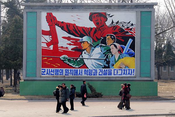 North Korea has