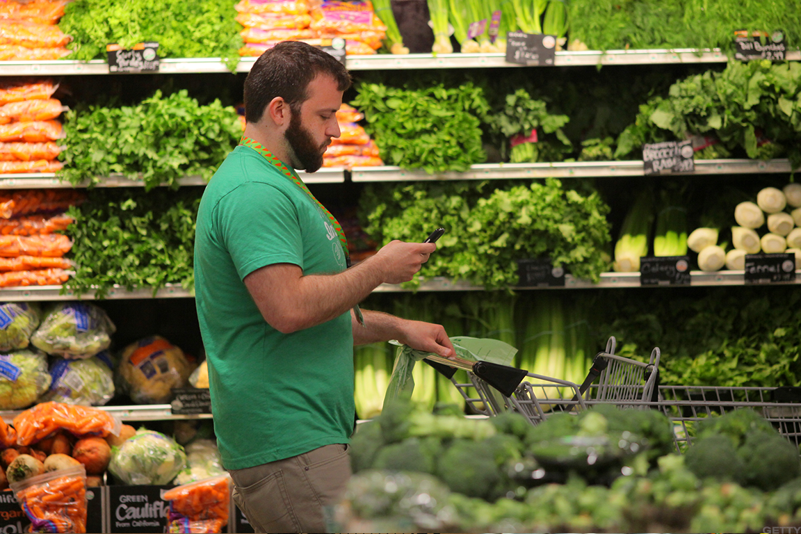 5 Ways Technology Is Transforming Grocery Shopping - TheStreet