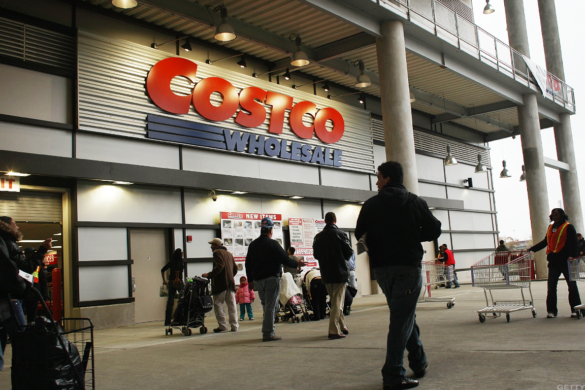 Heres Where Costco Nasdaqcost Let Investors Down With Its