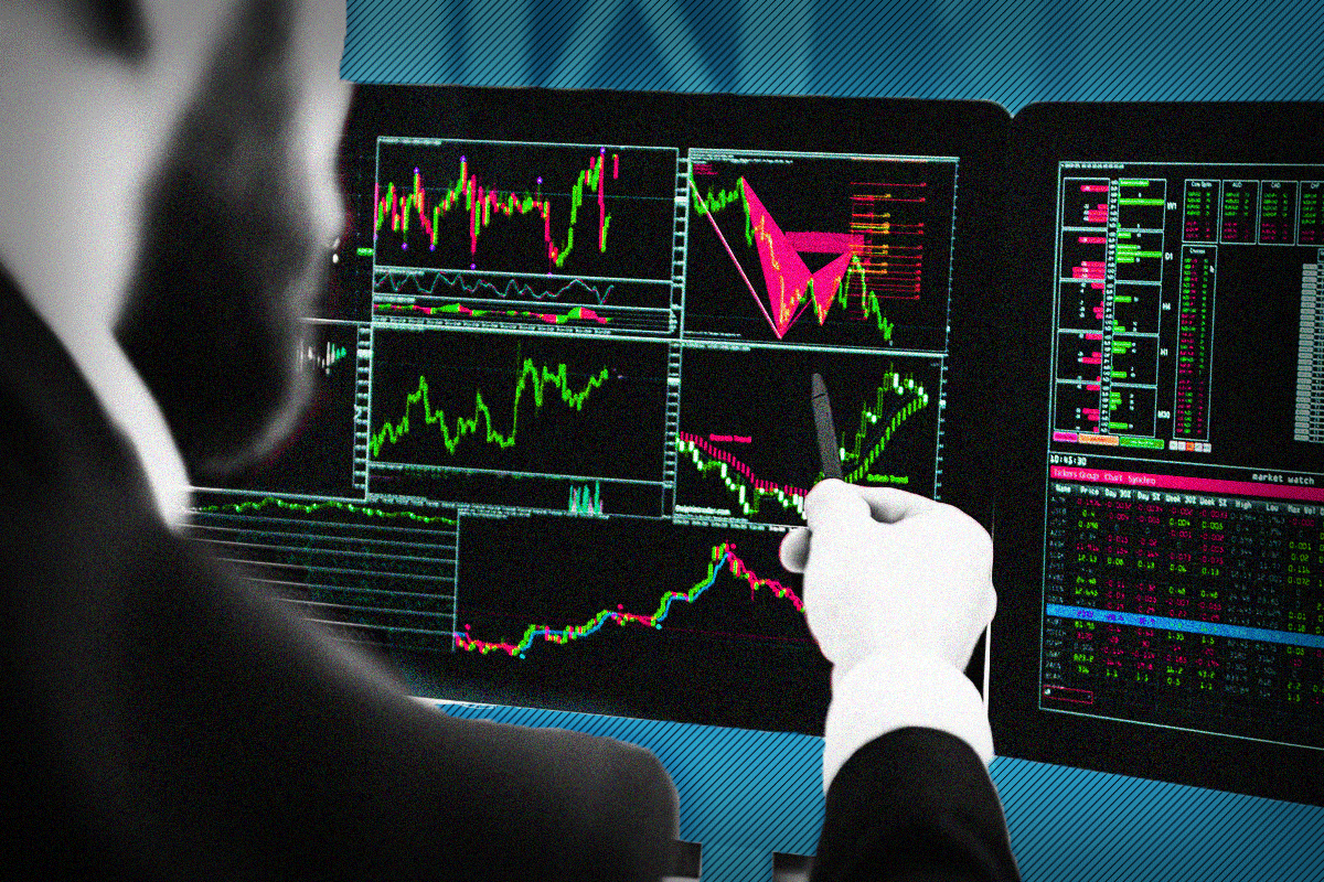 Trading platform used by hedge funds