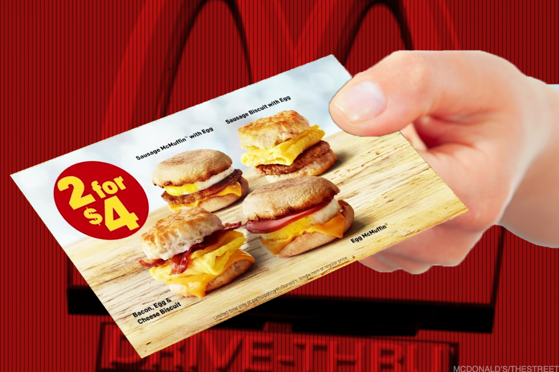 Investors Should See Some Progress With Mcdonalds Earnings But Not