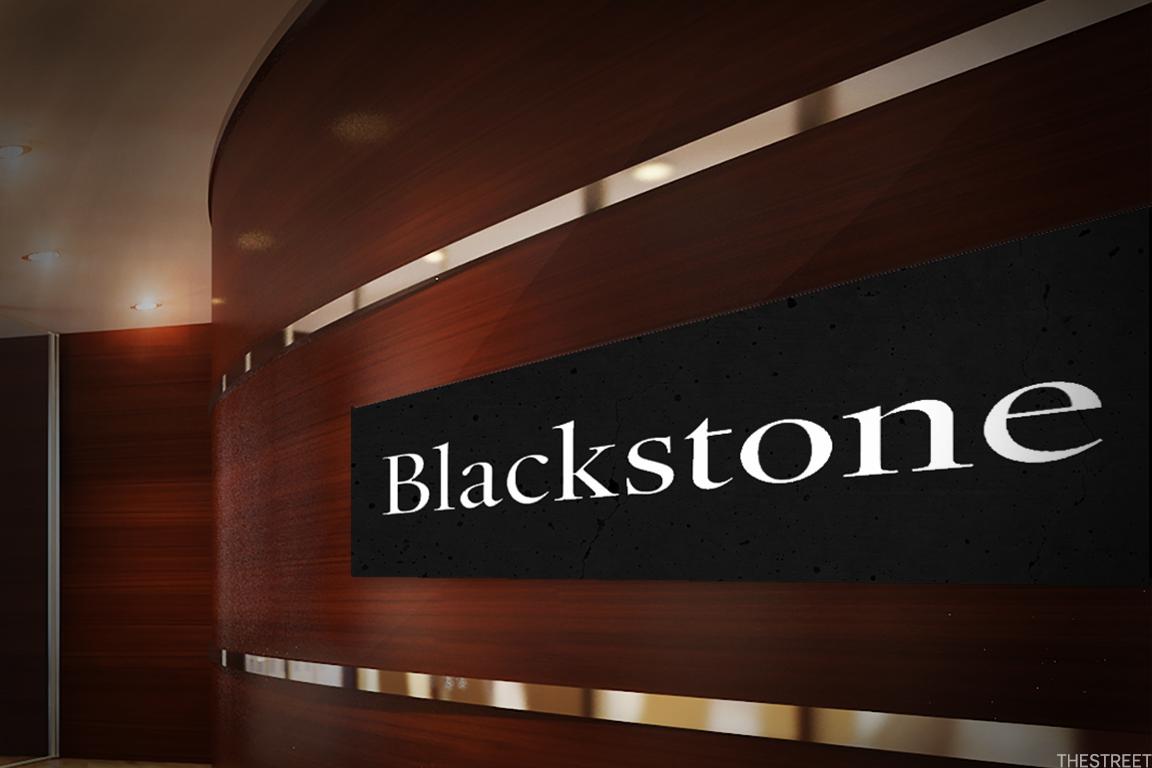 Blackstone Group Microchip Technology First Data Mad Money