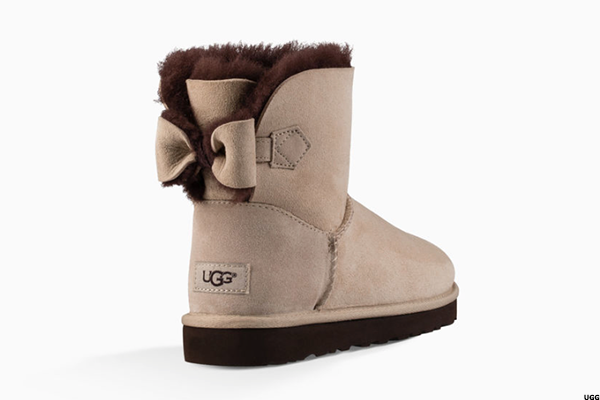 Everyone Went Crazy for Ugg Boots This Christmas and That's Great News for Deckers Outdoor
