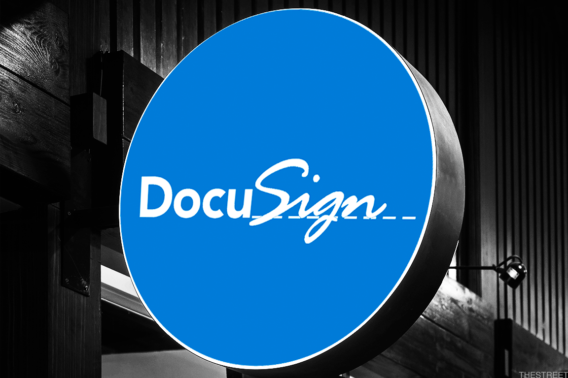 Docusign stock options
