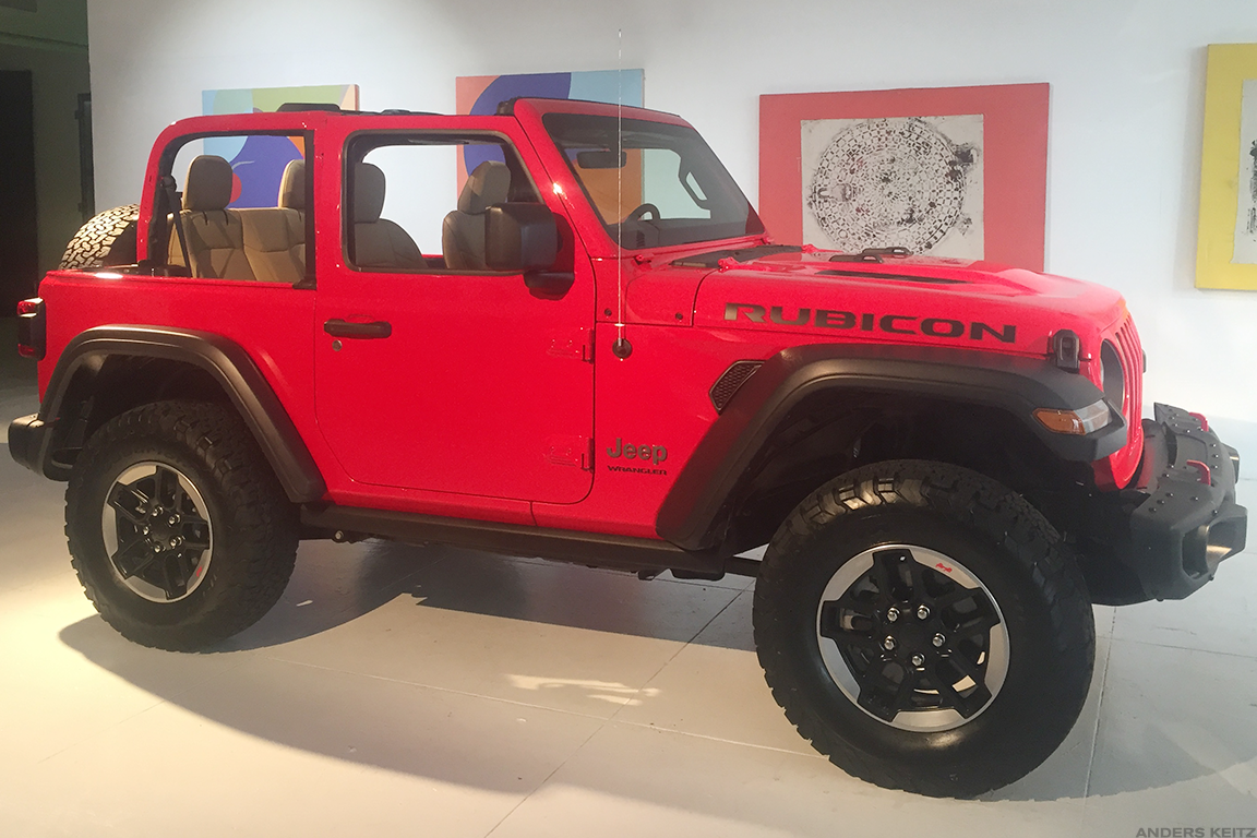 Why The Jeep Wrangler And Gladiator Won T Get The Hellcat Engine