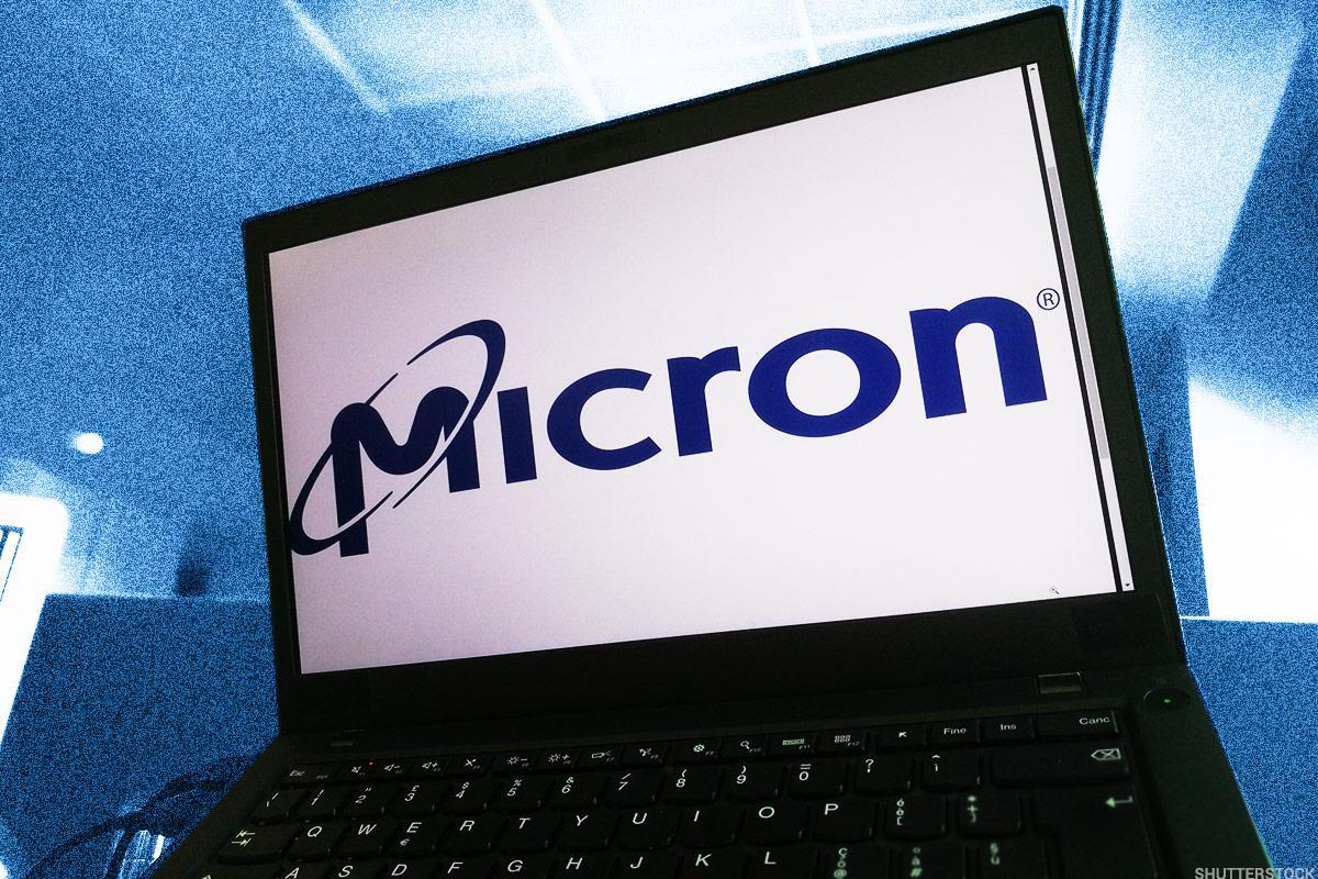 Micron Technology Slides on Morgan Stanley Downgrade - TheStreet