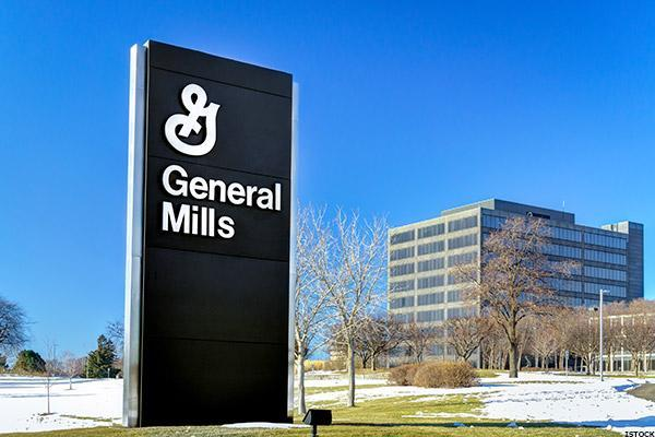 General Mills sales slide as cereal, yogurt struggle in US
