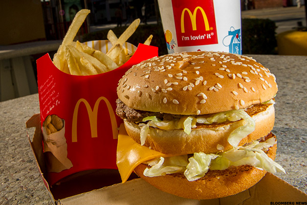 Photos mcdonald 39 s mcd testing its biggest ever change - Fast good cuisine big mac ...