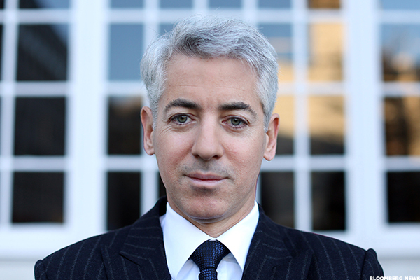ADP's stock surges after activist Bill Ackman seeks to take control