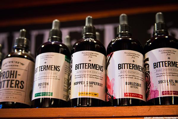 Cocktail Maestro Makes Bitters the Sweet Center of All His Recipes