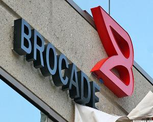 Brocade Plunges After Analysts Reports Oracle Slips As