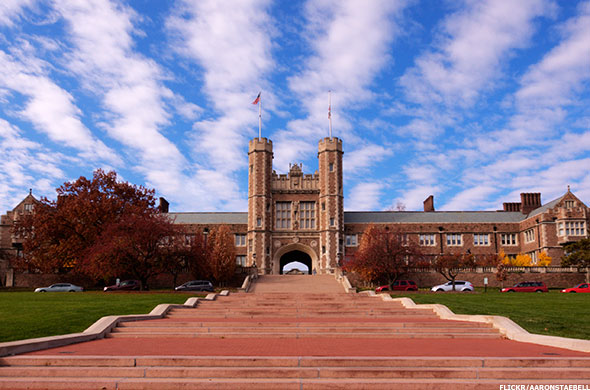 The 25 Best College Dorms in the U S  - TheStreet