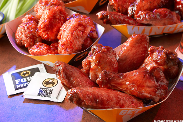 buffalo wild wings strengths and weaknesses